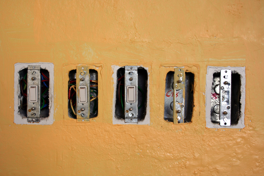 Easy upgrade: switch out your wall plates