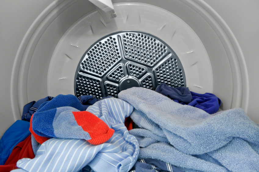 Contemporary Dryer With Clothes Offers Many Benefits P Design Ideas