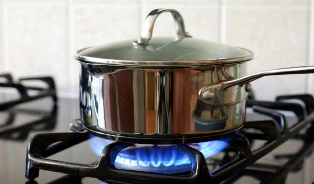 How to use your cooking range more efficiently
