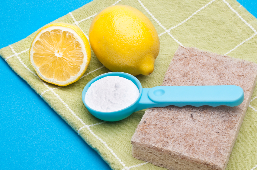 Green ways to clean your garbage disposal