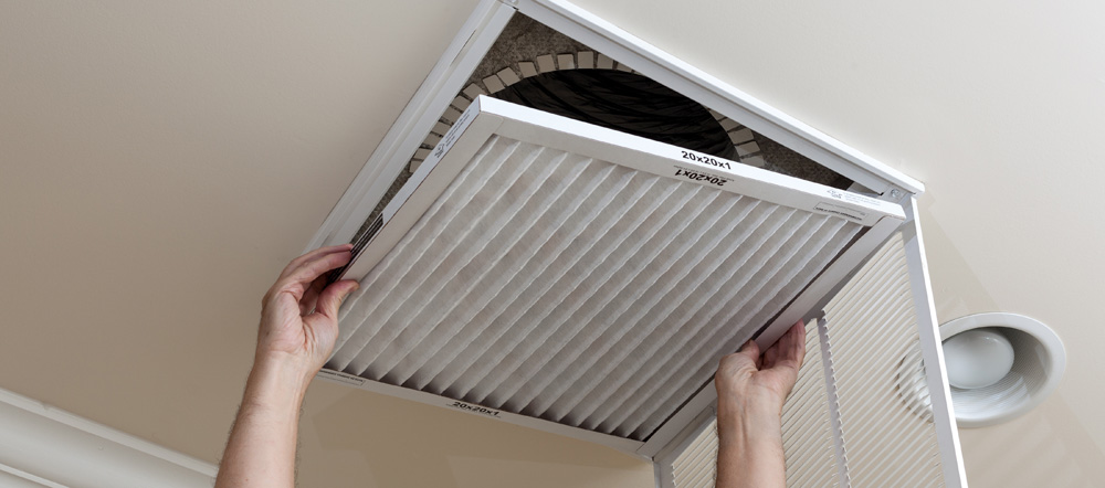 how to change your air conditioner filter - Air Conditioner Filters