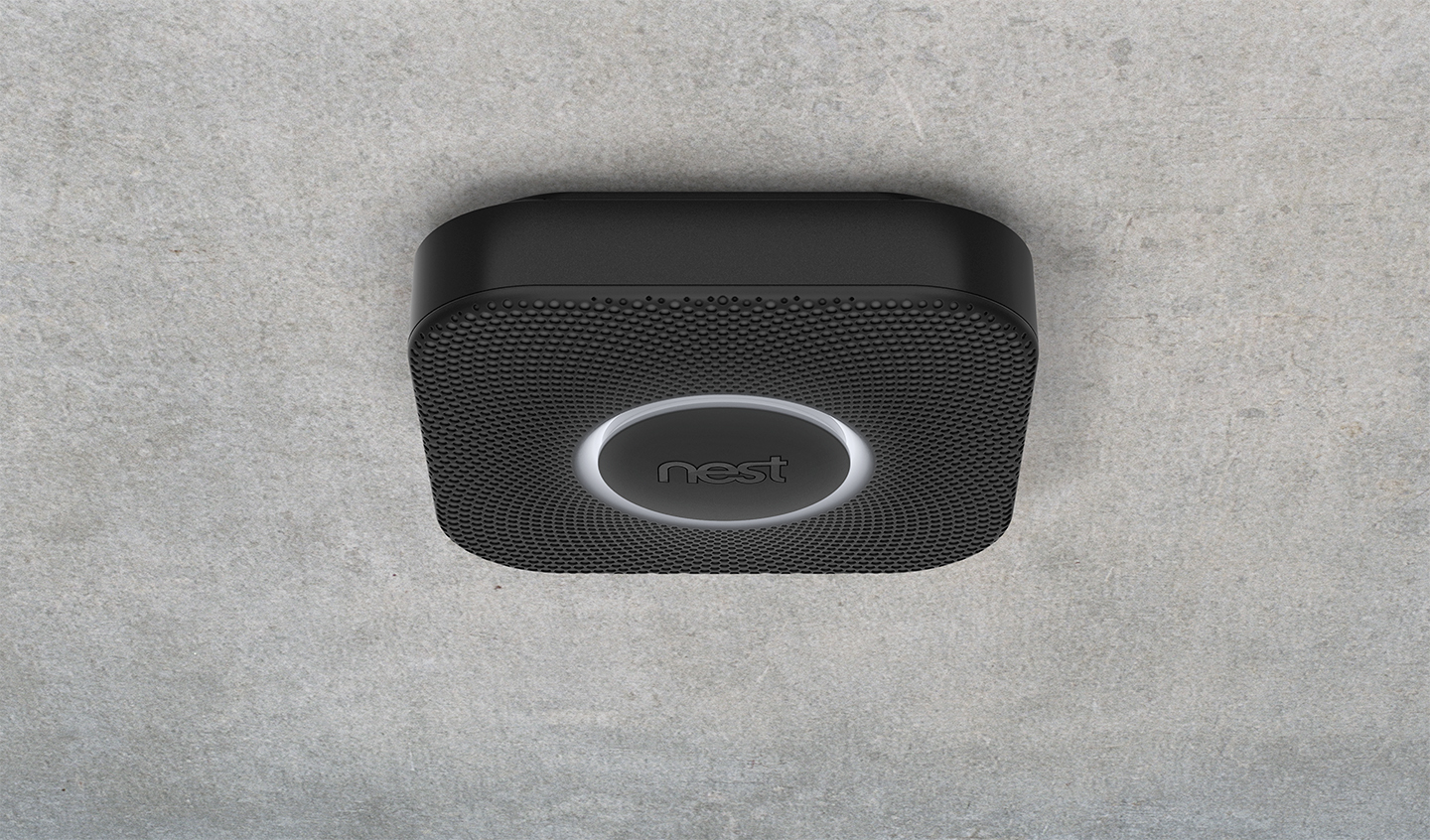 Wow! The new Nest Protect smoke and carbon monoxide alarm