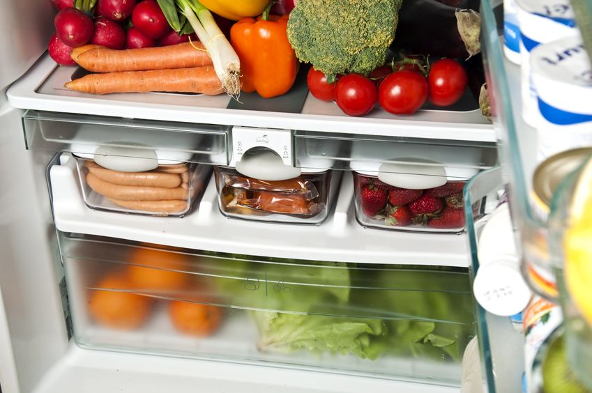 Organizing Your Fridge for the Holidays