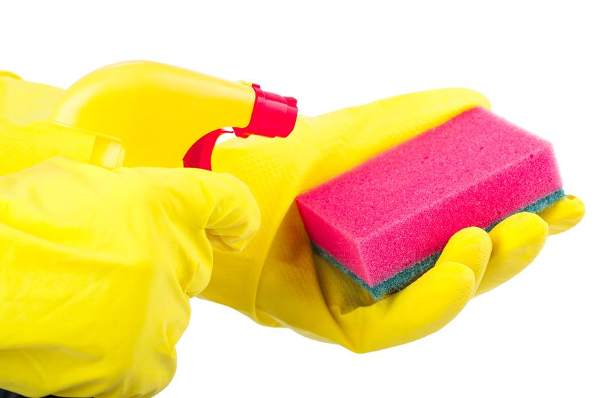 Five tips for disinfecting your home from sickness