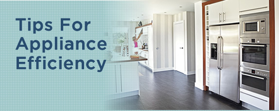 The efficient 8 – Tips for appliance efficiency