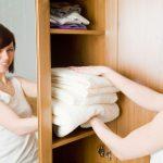 A fresh linen closet, naturally