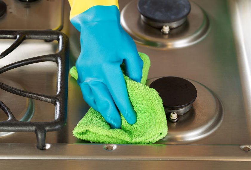 An easy goodbye to dirty stovetops